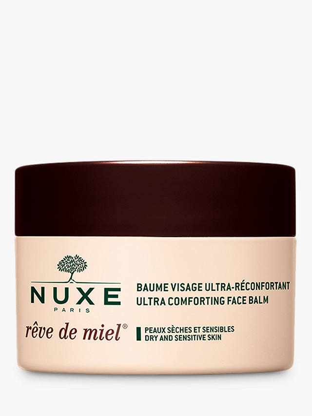 Buy NUXE Rêve de Miel ® Ultra Comforting Face Balm, 50ml Online at johnlewis.com