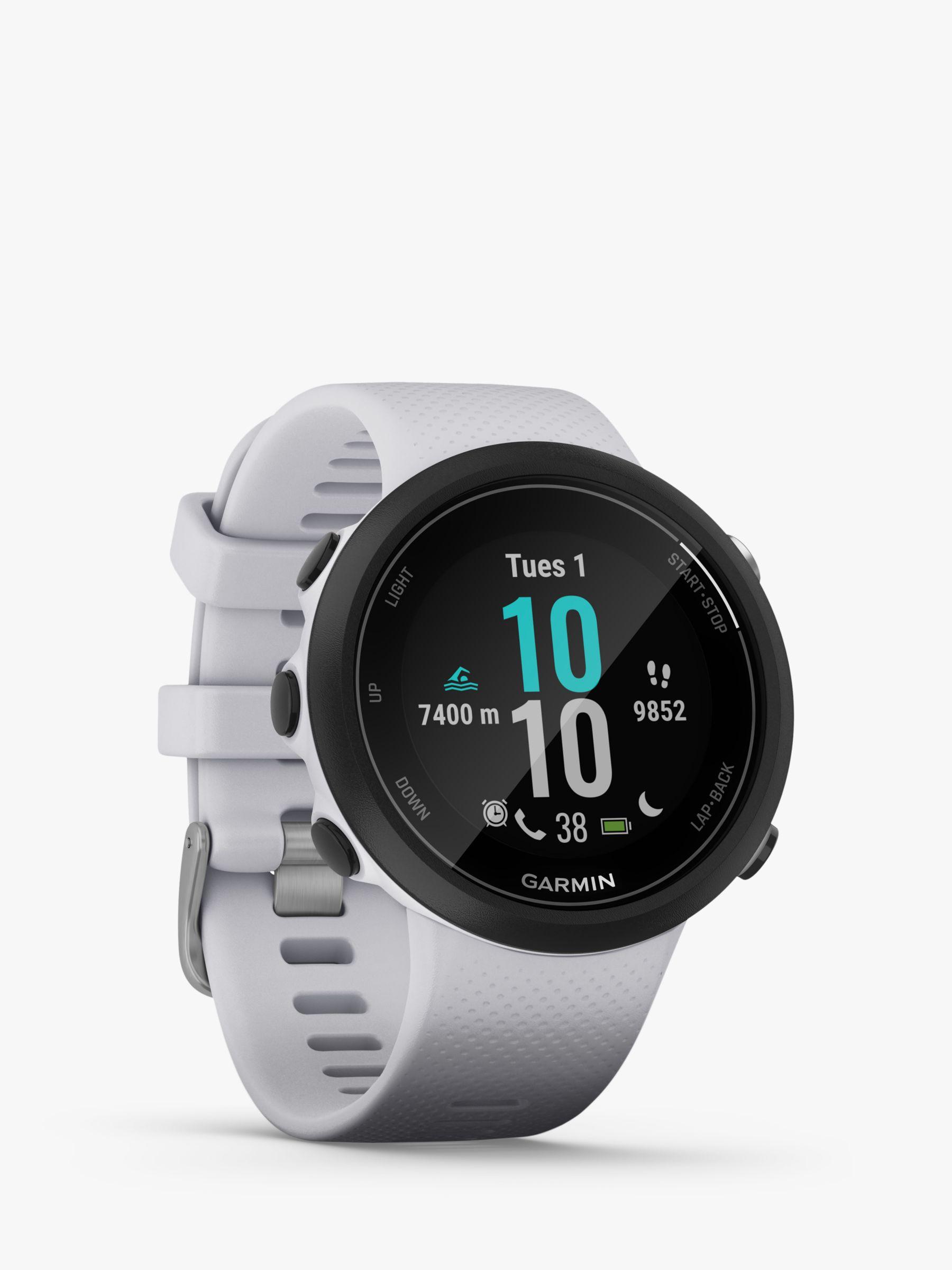 Garmin Garmin Swim 2, Bluetooth Fitness Tracking Watch with GPS and HR Monitoring