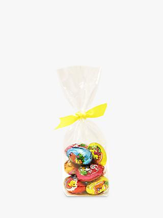 Natalie Foiled Milk Chocolate Easter Eggs, 145g