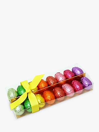Natalie Rainbow Easter Egg Selection, 200g