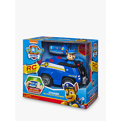 Paw Patrol Chase Remote Control Police Cruiser