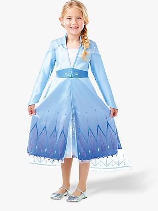 Disney Frozen Princess Elsa Premium Children's Costume, Medium