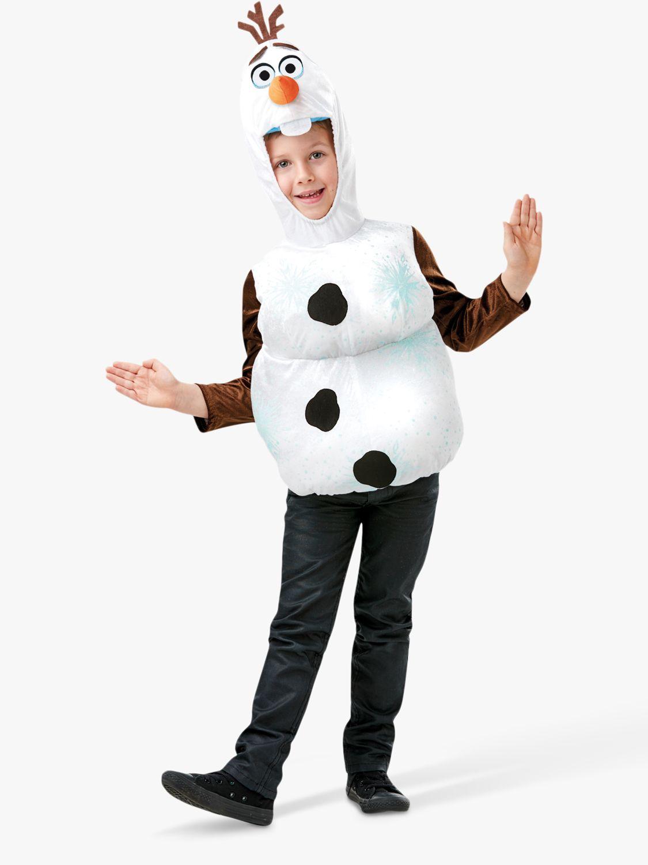 Rubies Disney Frozen Olaf Children's Costume, Medium