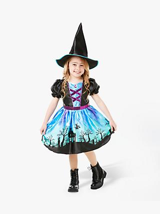 Moonlight Witch Children's Costume, 3-4 years