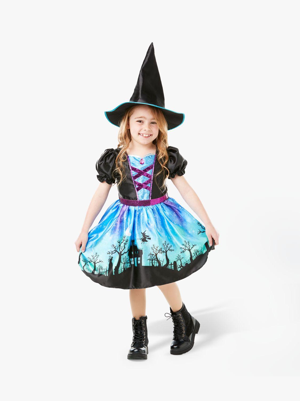 Rubies Moonlight Witch Children's Costume, 3-4 years