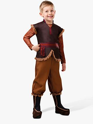 Disney Frozen Kristoff Deluxe Children's Costume, Medium