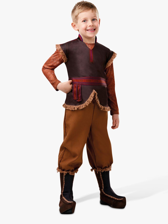 Rubies Disney Frozen Kristoff Deluxe Children's Costume, Medium