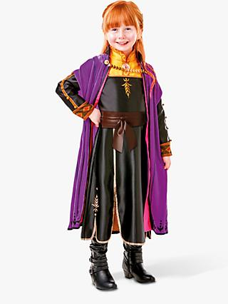 Disney Frozen Princess Anna Premium Children's Costume, Medium