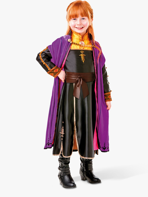 Rubies Disney Frozen Princess Anna Premium Children's Costume, Medium