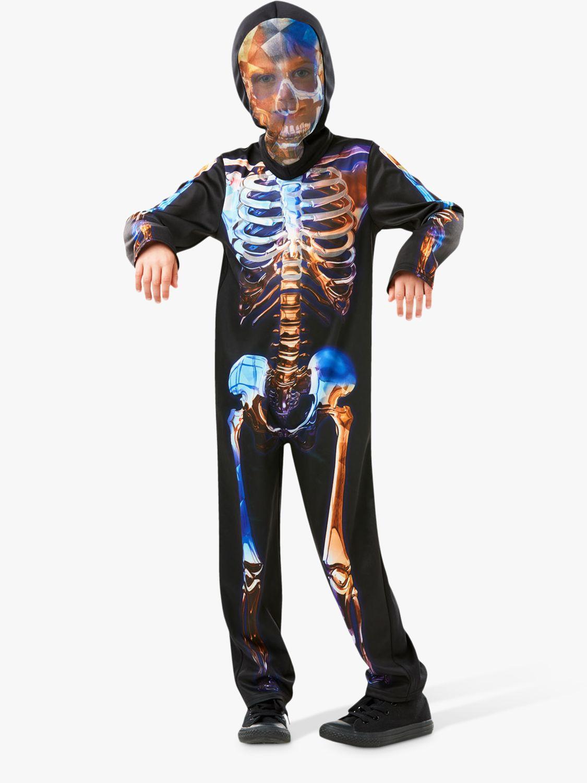 Rubies Glowing Skeleton Children's Costume, 5-6 years