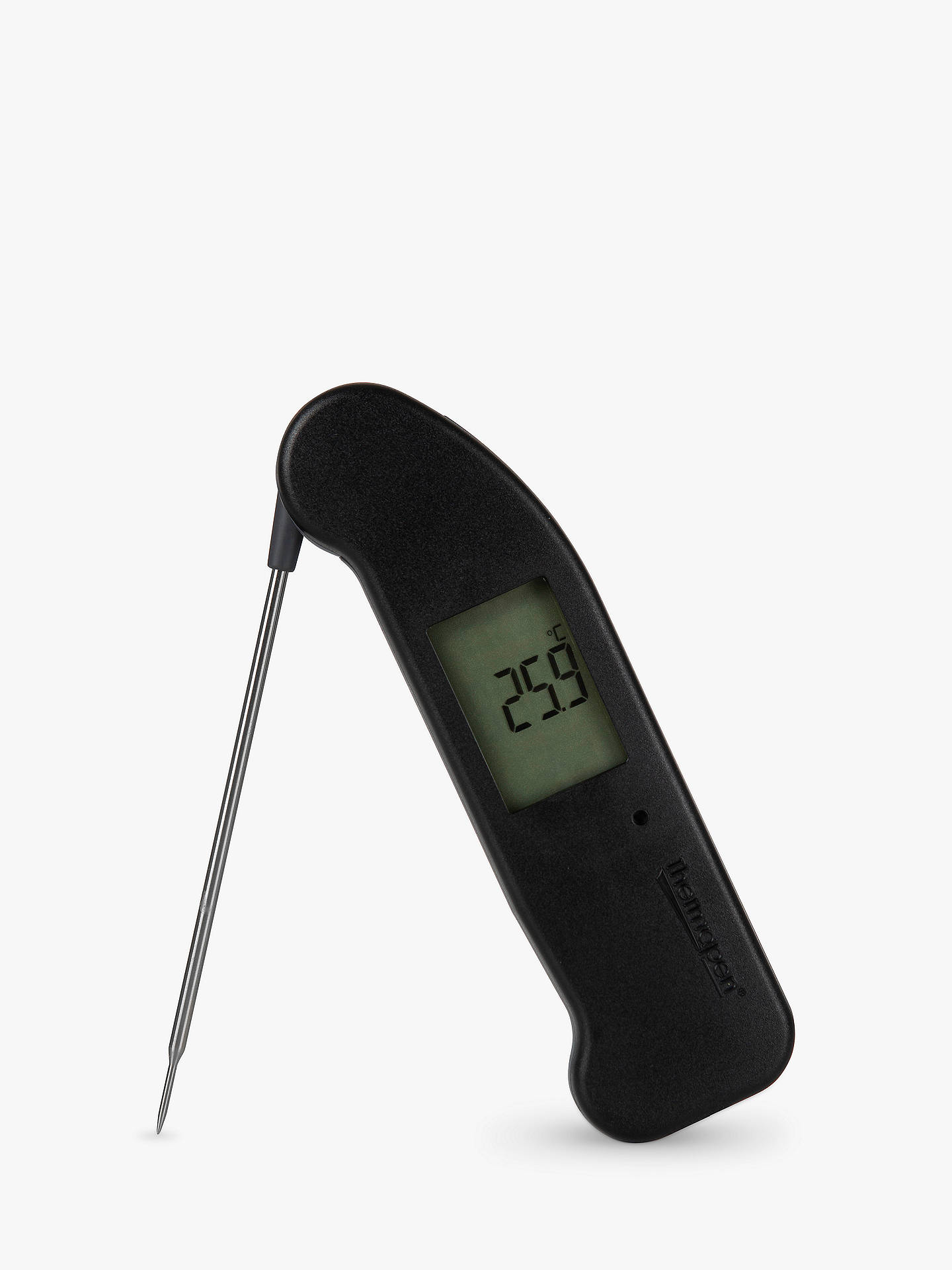Buy Thermapen Professional SuperFast Food Thermometer, Red Online at johnlewis.com