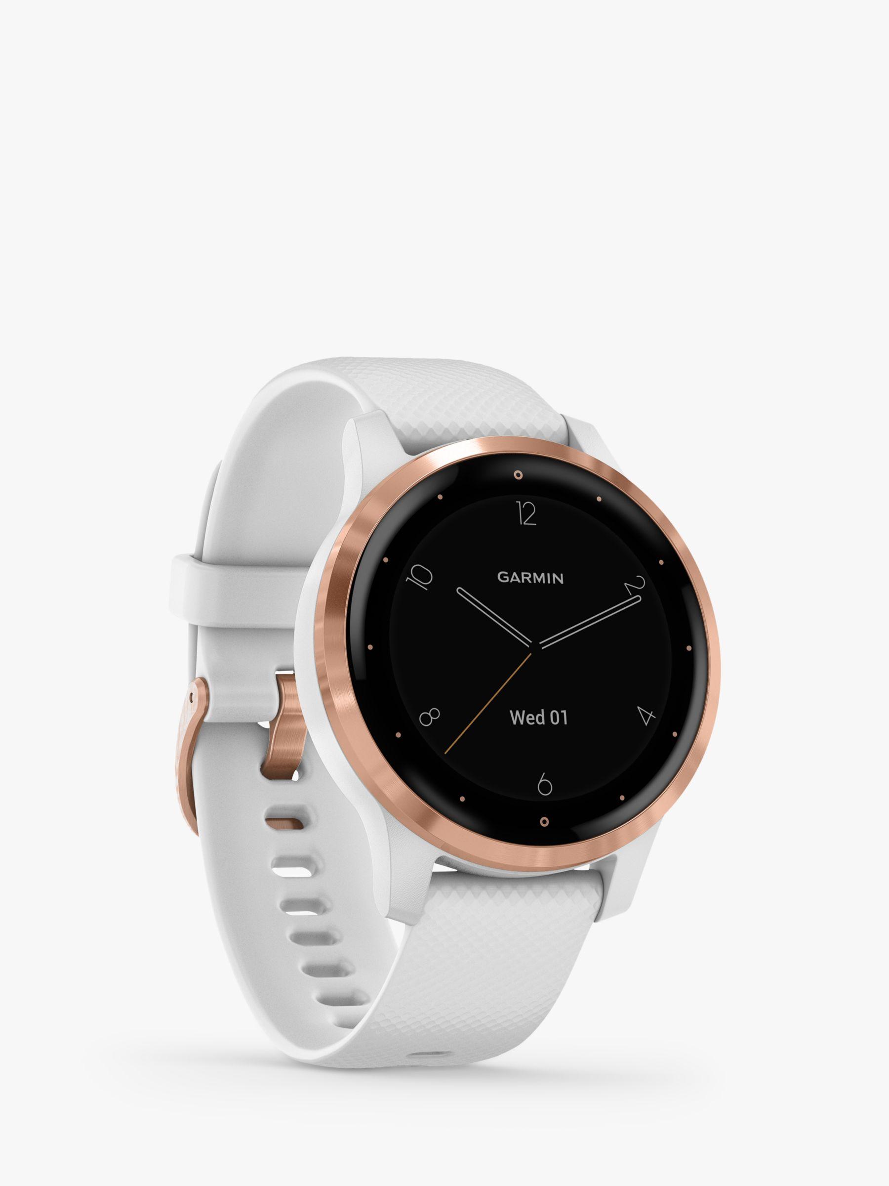 Garmin Garmin vivoactive 4S Smartwatch 40mm with Silicone Band