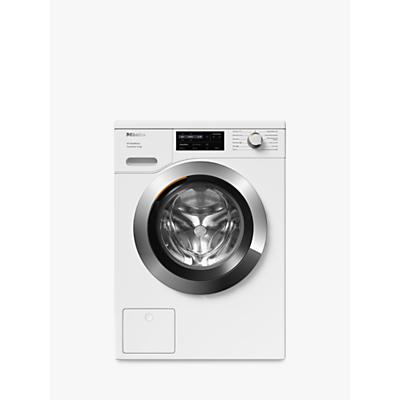Miele WEG365 Freestanding Washing Machine, 9kg Load, 1400rpm, A+++ Energy Rating, White