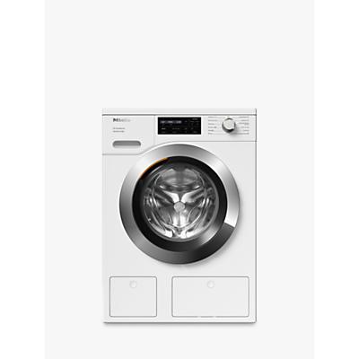 Miele WEG665 Freestanding Washing Machine, 9kg, 1400rpm, A+++ Energy Rating, White