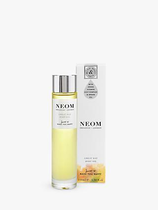 Neom Organics London Great Day Vitamin Body Oil, 100ml