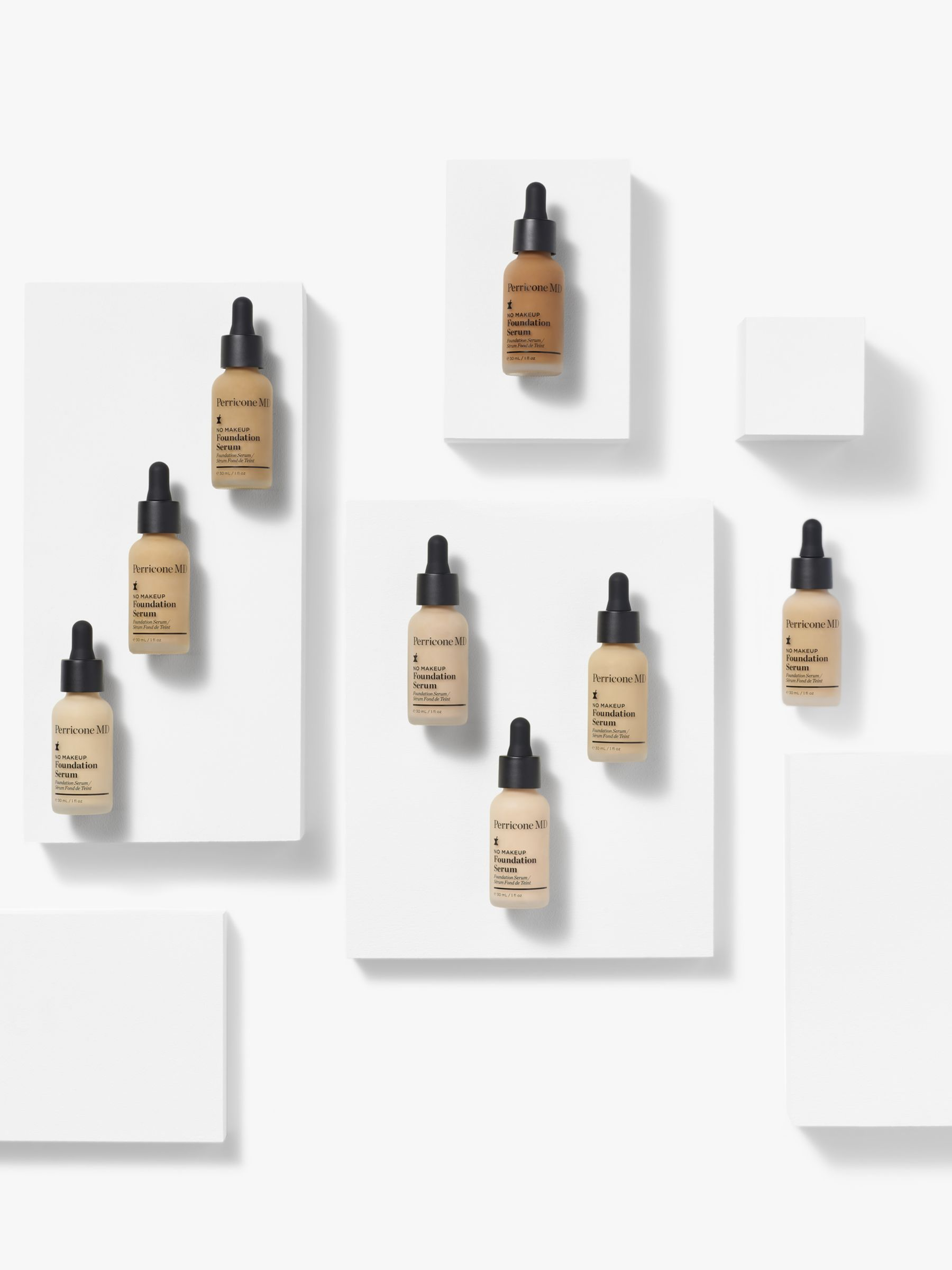 Perricone Md No Makeup Foundation Serum Broad Spectrum Spf20 At John Lewis Partners