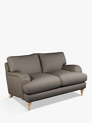 John Lewis & Partners Otley Small 2 Seater Sofa, Light Leg, Dylan Natural