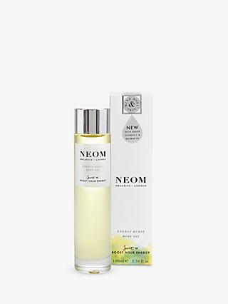 Neom Organics London Energy Burst Vitamin Body Oil,100ml