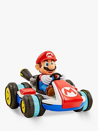 Mario Kart 8 Mini Anti-Gravity Remote Control Racer