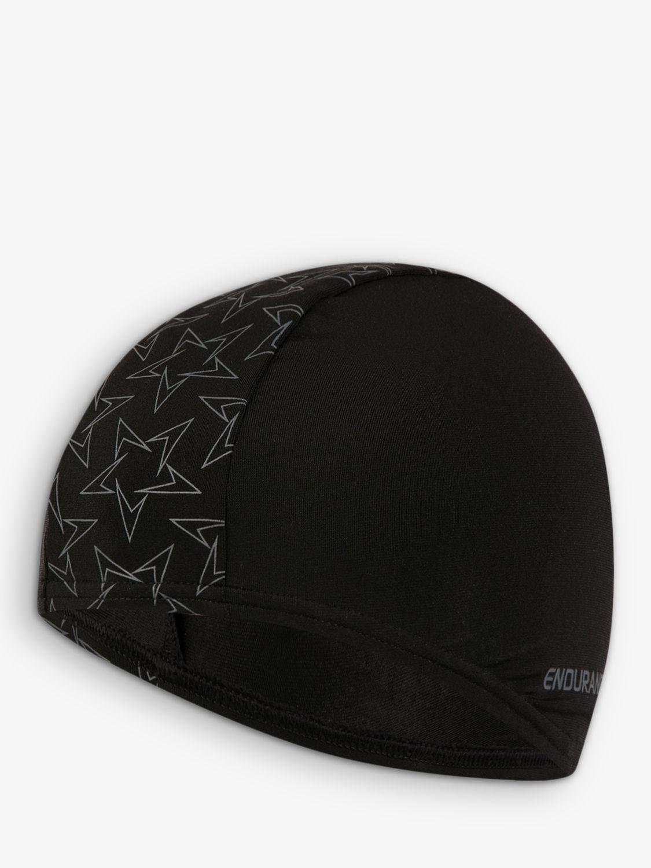 Speedo Speedo Boomstar Endurance+ Swimming Cap, Black/Aredesia