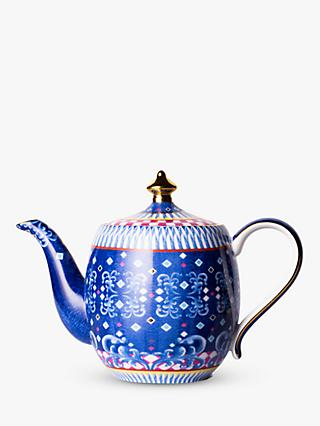 T2 Eleganza Small Teapot, 480ml, Cobalt