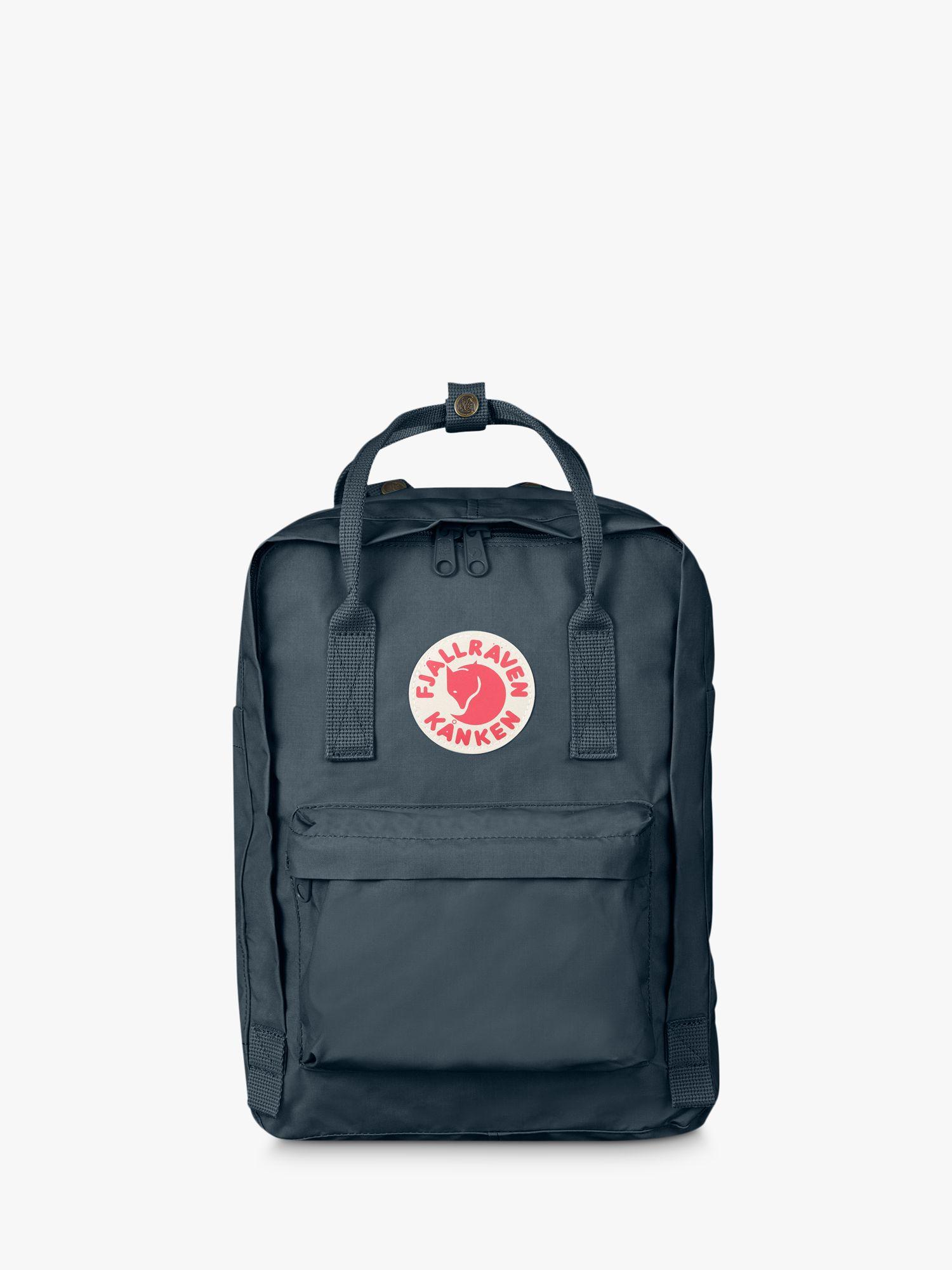 Fjallraven Fjällräven Kånken 13 Laptop Backpack, Graphite