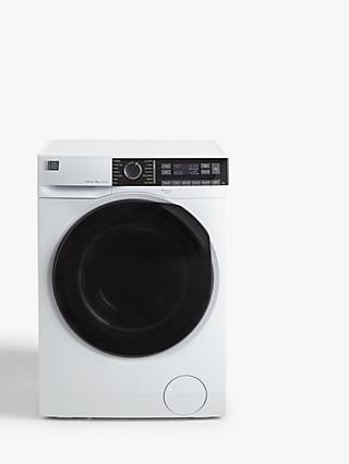 John Lewis & Partners JLWM1610 Freestanding Washing Machine, 10kg Load, A+++ Energy Rating, 1600rpm Spin, White