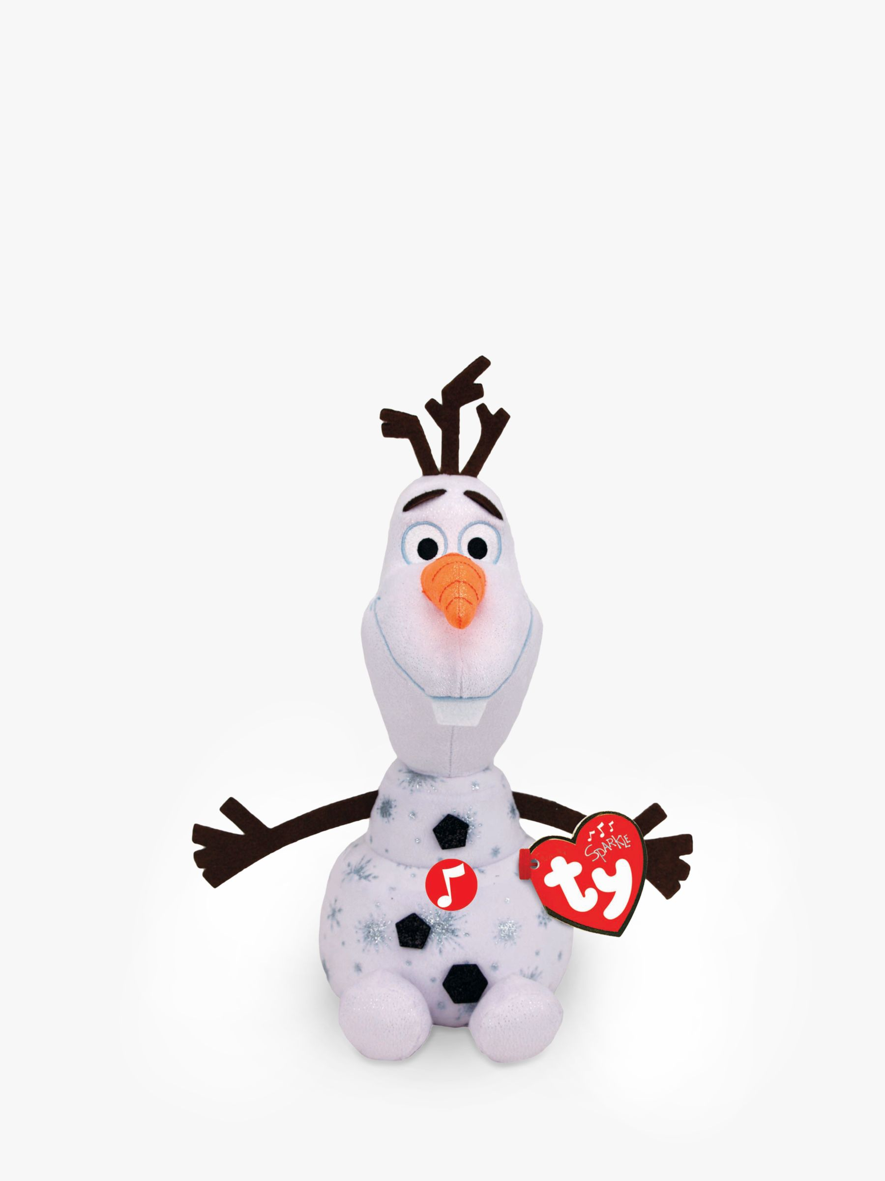 Ty Ty Disney Frozen II Olaf the Snowman Soft Toy