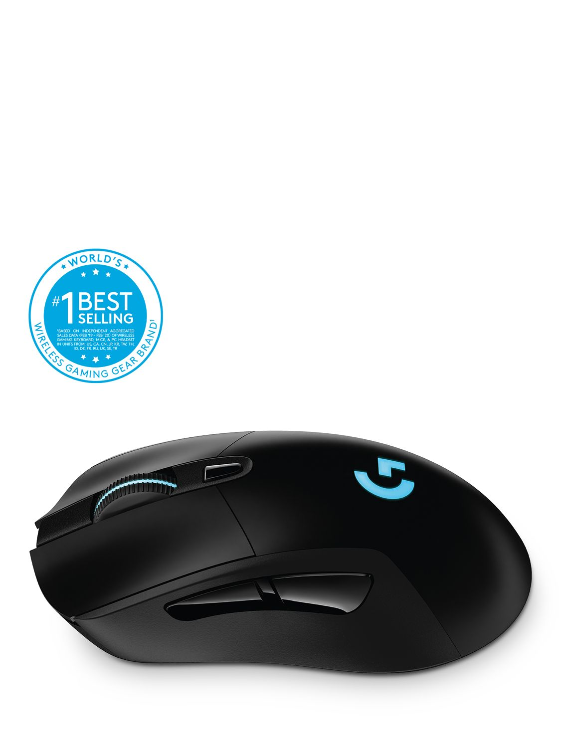 Logitech Logitech G703 Lightspeed Wireless Gaming Mouse