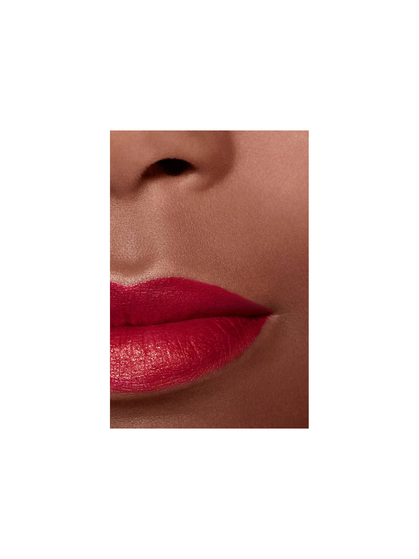 Buy CHANEL Rouge Allure Ink Matte Liquid Lip Colour, 208 Metallic Red Online at johnlewis.com