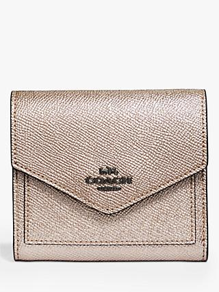 Coach Small Leather Purse