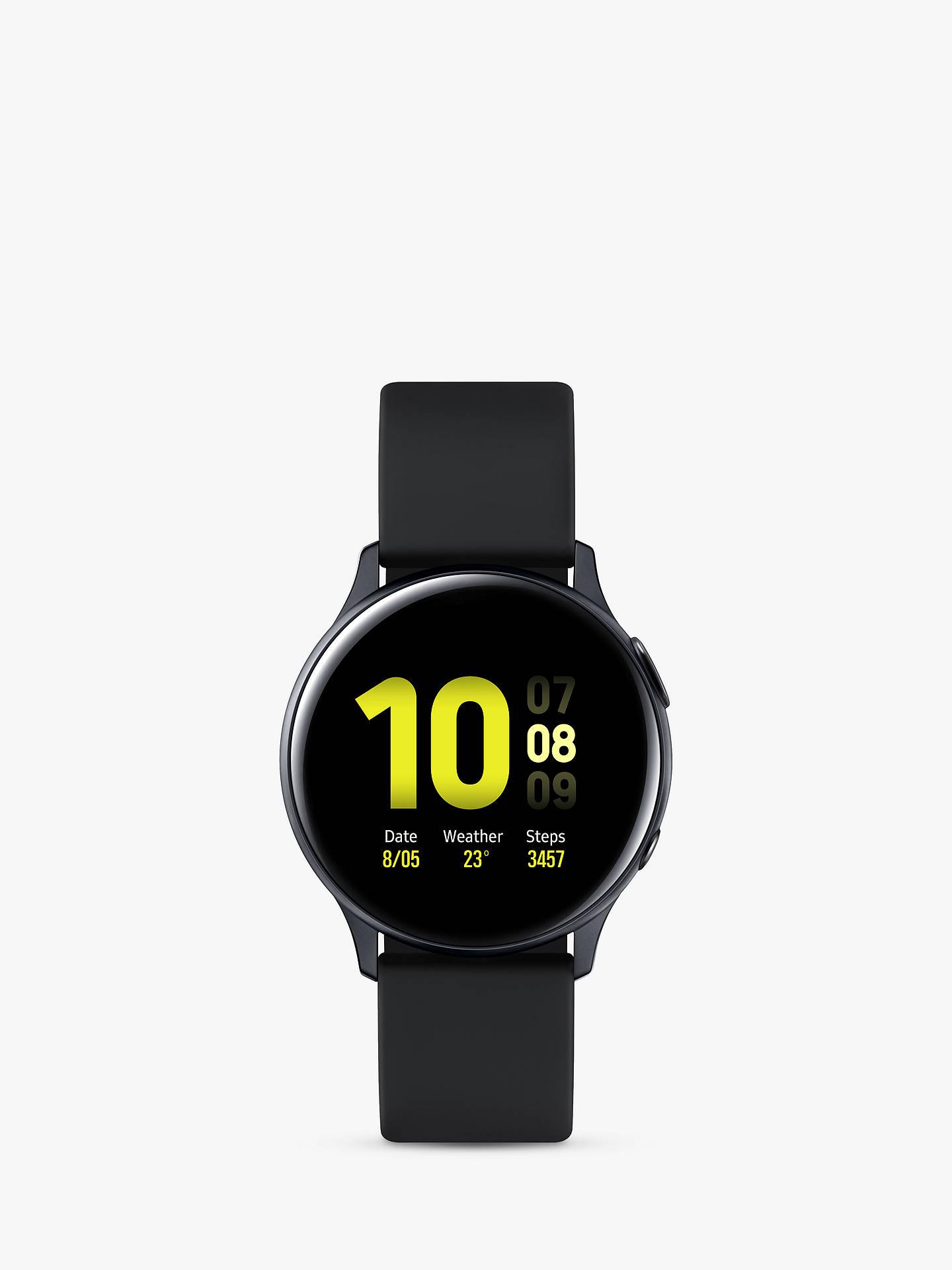 is galaxy active watch 2 waterproof