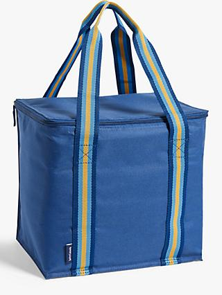 House by John Lewis Picnic Cooler Bag, 20L, Blue
