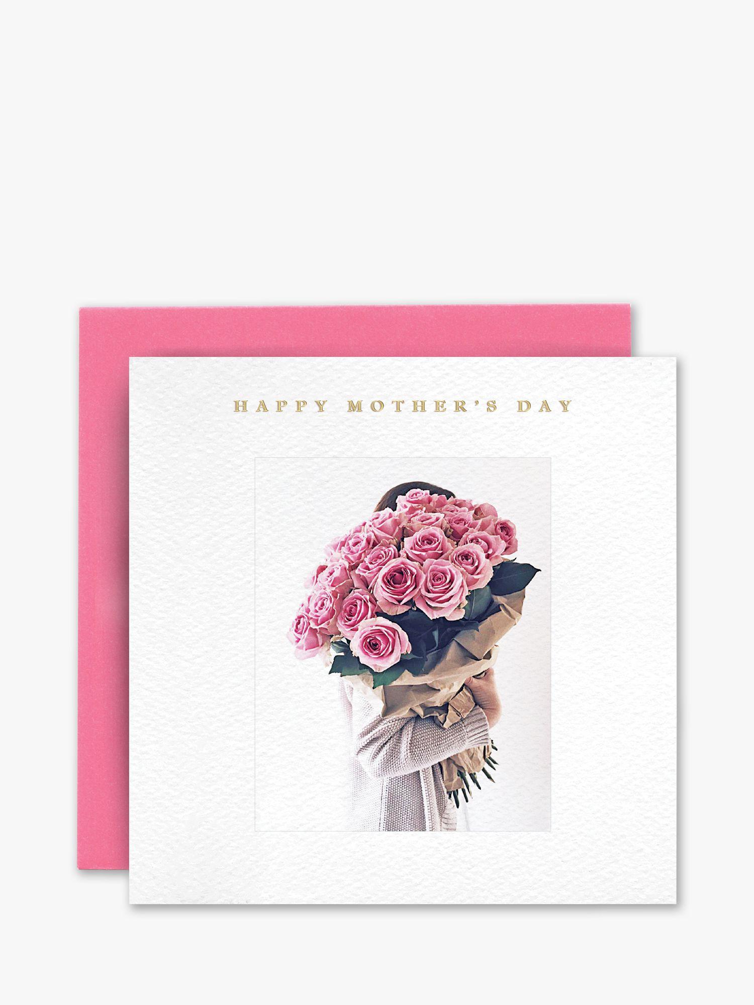 Susan O'Hanlon Susan O'Hanlon Rose Bouquet Mother's Day Card