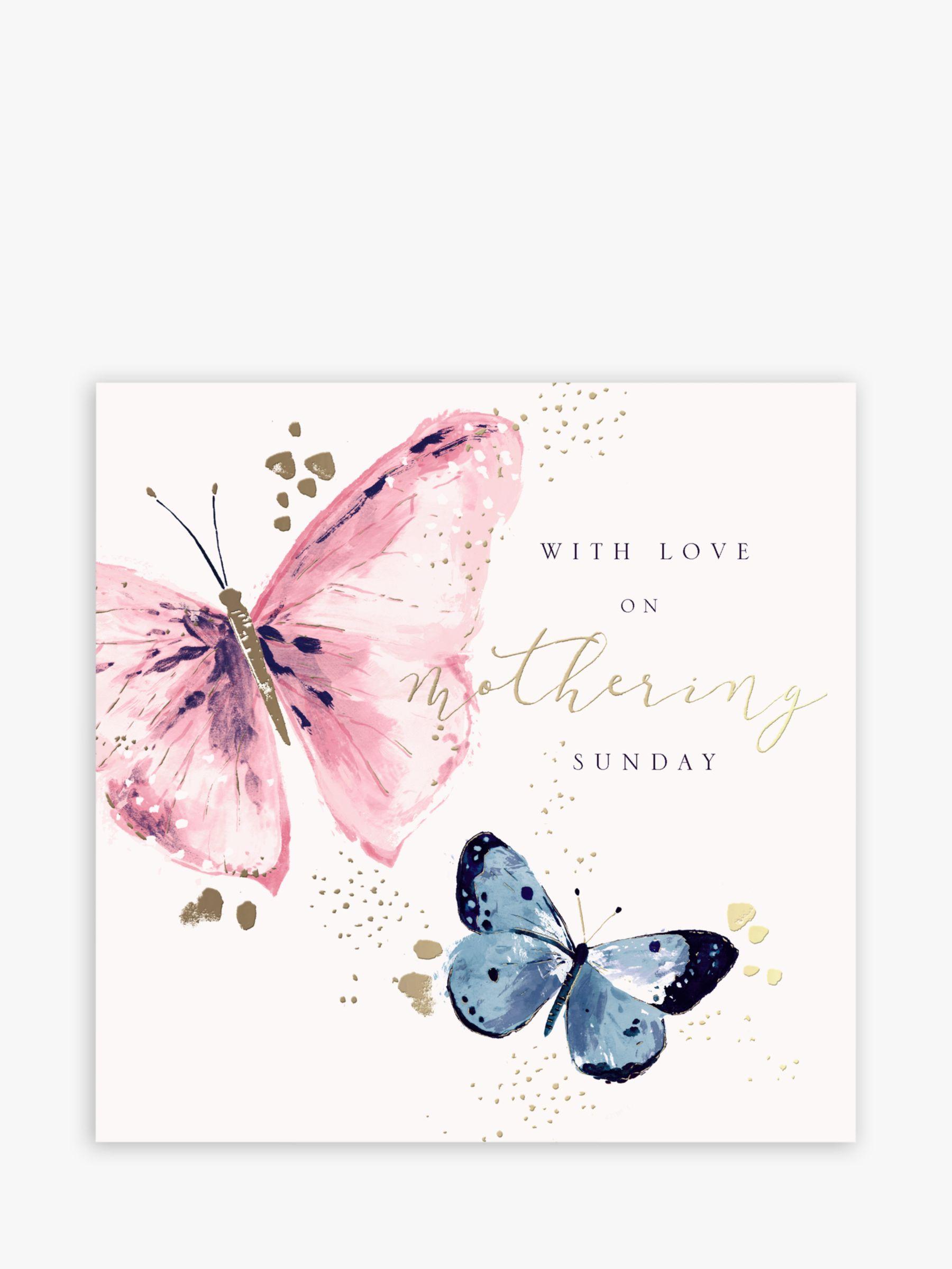 Hotchpotch Hotchpotch Butterflies Mother's Day Card