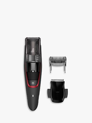 Philips BT7500/13 Series 7000 Vacuum Beard & Stubble Trimmer, Black