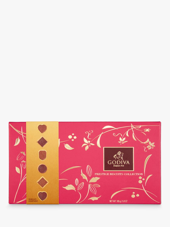 Godiva Godiva Biscuit Assortment, 20 Pieces, 178g