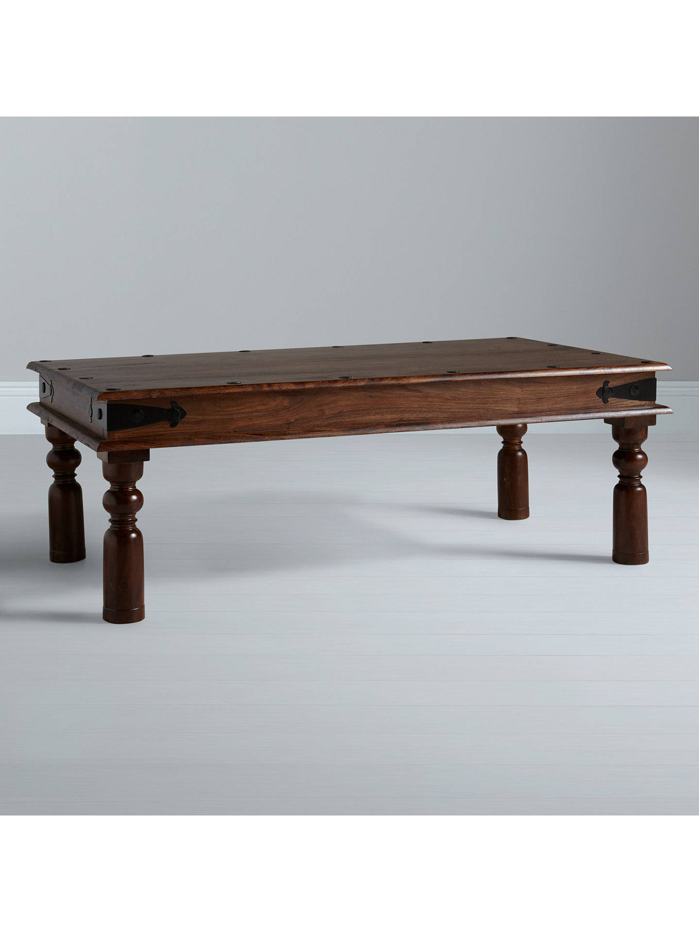 Buy John Lewis & Partners Maharani Coffee Table, Brown Online at johnlewis.com