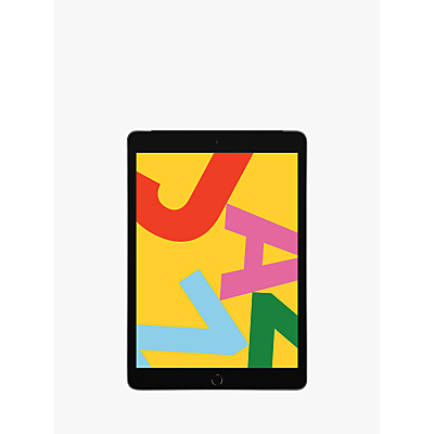 Image of 2019 Apple iPad 10.2, A10, iPadOS, Wi-Fi & Cellular, 32GB