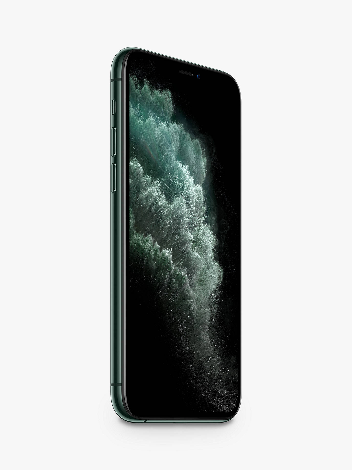 "Buy Apple iPhone 11 Pro, iOS, 5.8"", 4G LTE, SIM Free, 64GB, Midnight Green Online at johnlewis.com"