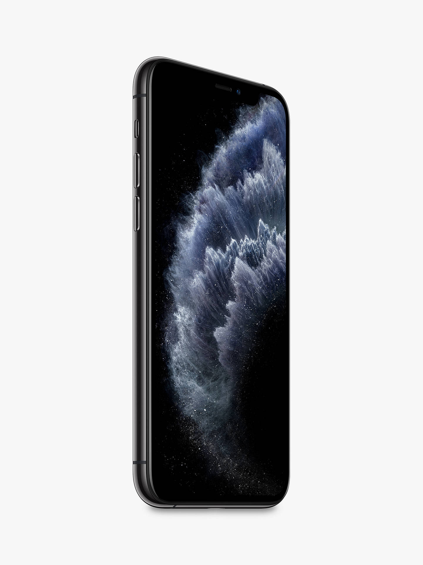 "Buy Apple iPhone 11 Pro, iOS, 5.8"", 4G LTE, SIM Free, 512GB, Space Grey Online at johnlewis.com"