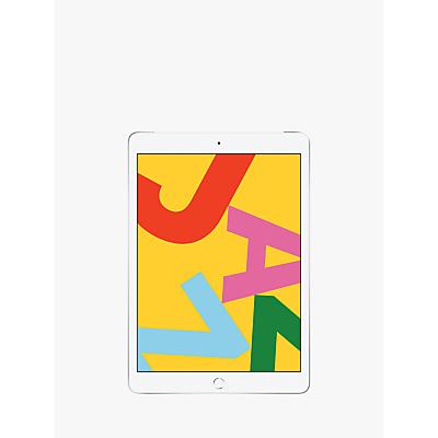 Image of 2019 Apple iPad 10.2, A10, iPadOS, Wi-Fi & Cellular, 32GB