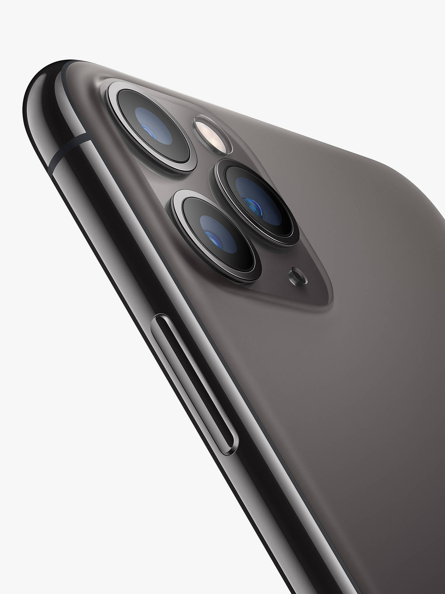 "Buy Apple iPhone 11 Pro, iOS, 5.8"", 4G LTE, SIM Free, 64GB, Space Grey Online at johnlewis.com"