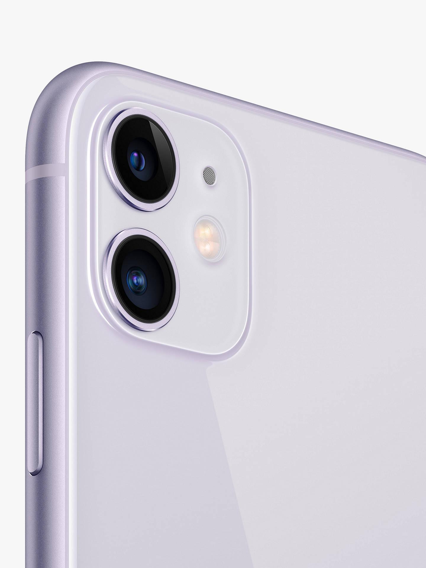 "Apple iPhone 11, iOS, 6.1"", 4G LTE, SIM Free, 128GB at ..."
