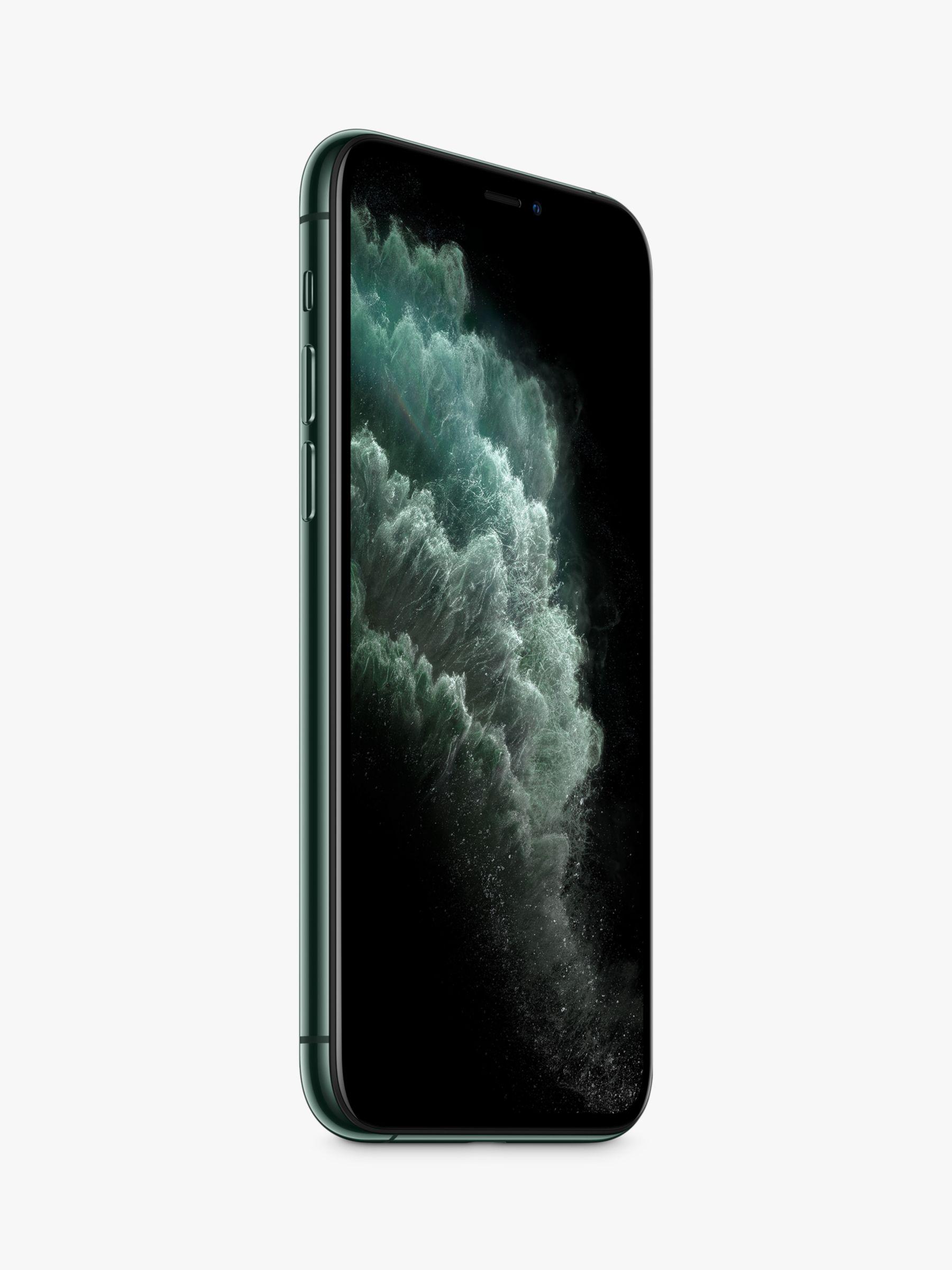 Apple Iphone 11 Pro Ios 5 8 4g Lte Sim Free 256gb At John Lewis Partners