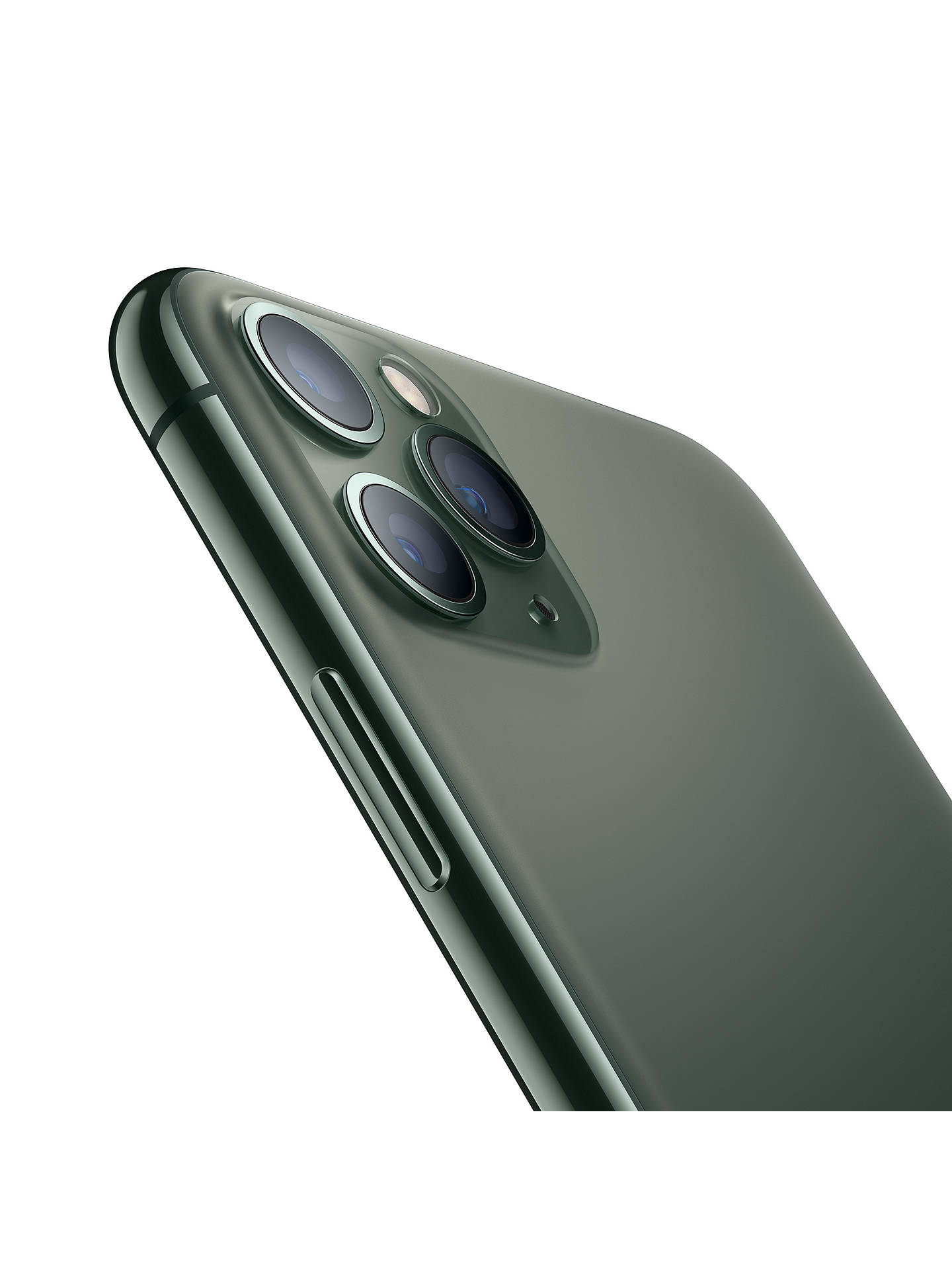 "Buy Apple iPhone 11 Pro, iOS, 5.8"", 4G LTE, SIM Free, 256GB, Midnight Green Online at johnlewis.com"