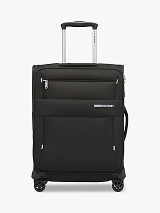 Samsonite Duopack 55cm 4-Wheel Expandable Cabin Case