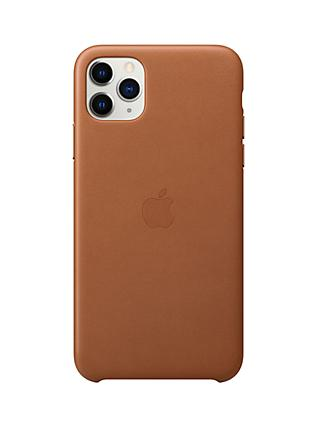 Apple Leather Case for iPhone 11 Pro Max