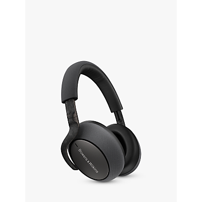 Image of Bowers & Wilkins PX7 Noise Cancelling Wireless Over Ear Headphones, Space Grey