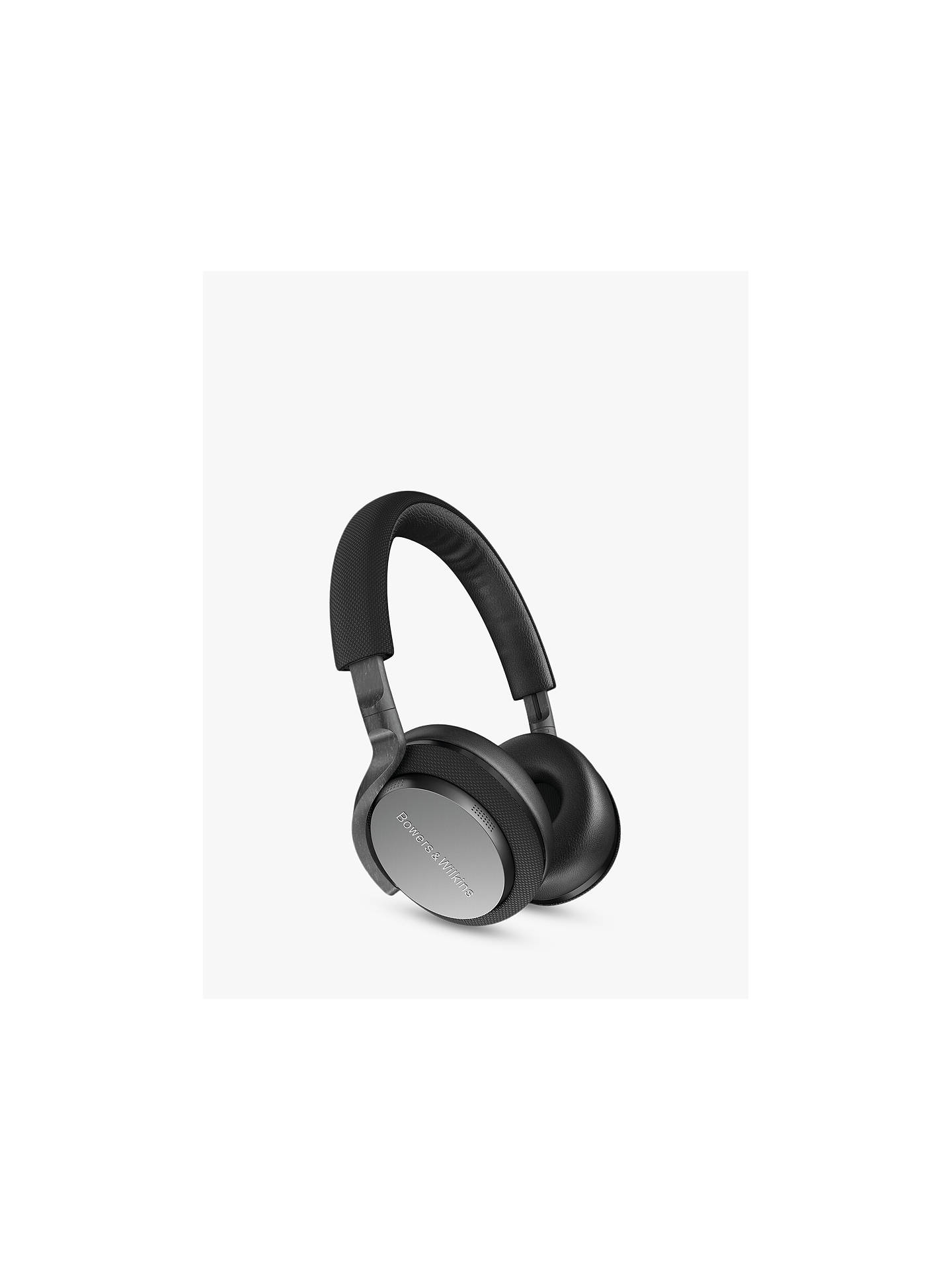 Buy Bowers & Wilkins PX5 Noise Cancelling Wireless On Ear Headphones, Space Grey Online at johnlewis.com